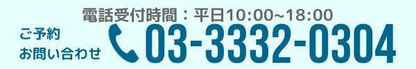 TEL:03-3332-0304